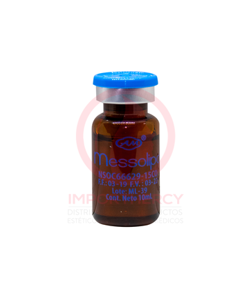 MESSOLIPO  VIAL X 10ML