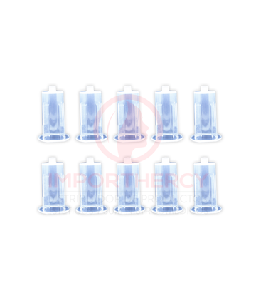 VACUTAINER PAQUETE X 10 UND